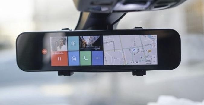 Новое зеркало заднего вида Xiaomi