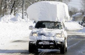 Нужно ли зимой мыть авто?